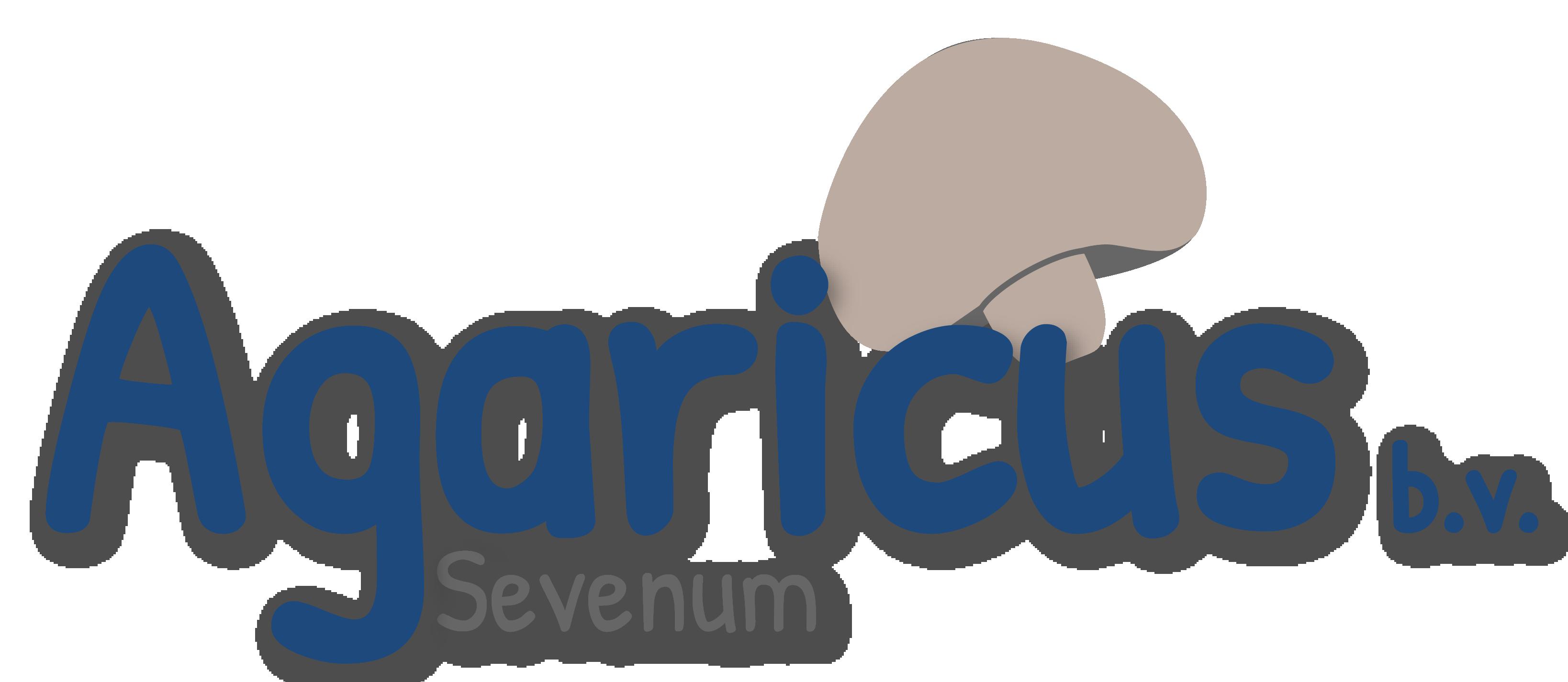 Logo Agaricus b.v. Sevenum - Paddenstoelenkwekerij.
